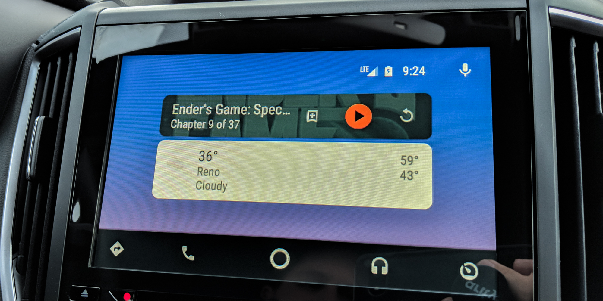 Android Auto gets minor user interface update with rounded icons