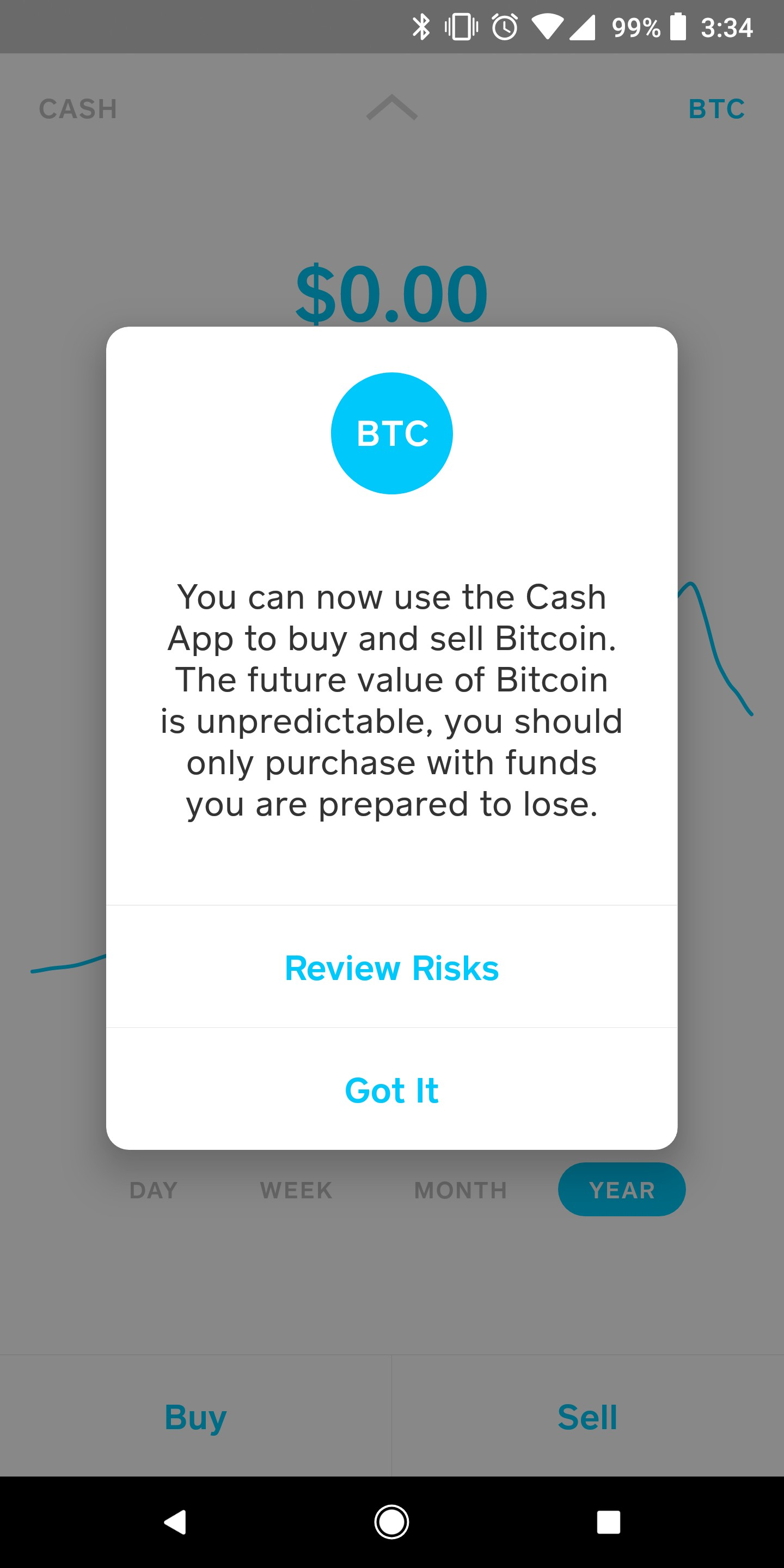 How to buy bitcoin on your android phone w coinbase cash app or once finished you will have the option to buy a percentage of a bitcoin using the money you deposited ccuart Gallery