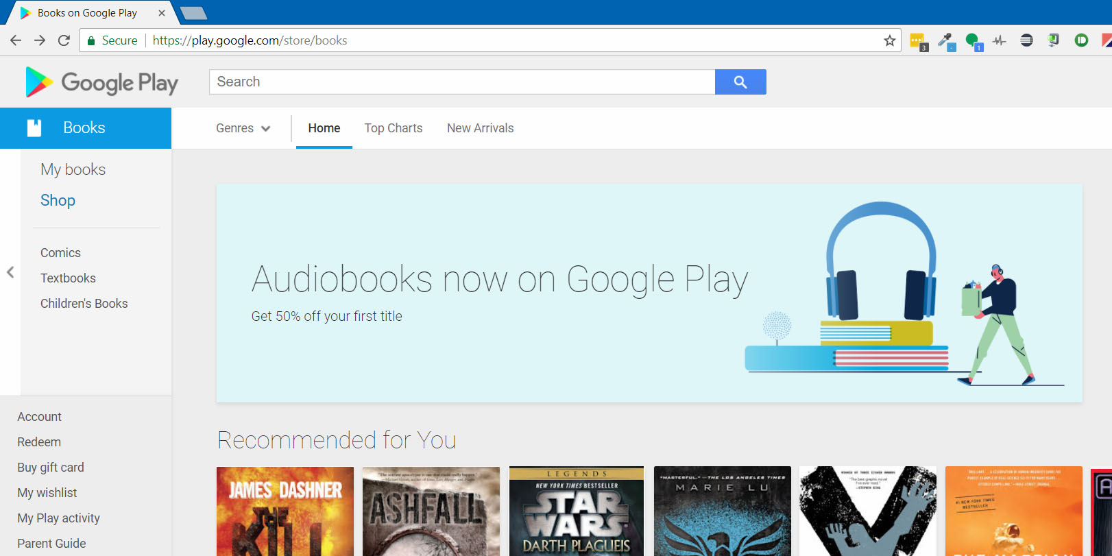 Google Play teases audiobook sales ahead of official arrival, will