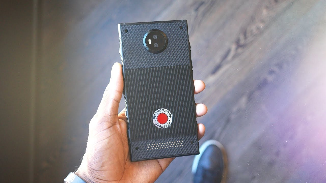 The RED Hydrogen One's launch has been delayed again