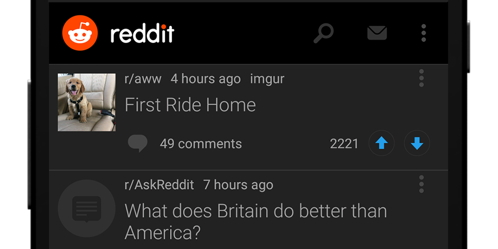 Reddit introducing native promoted ads in its Android app in
