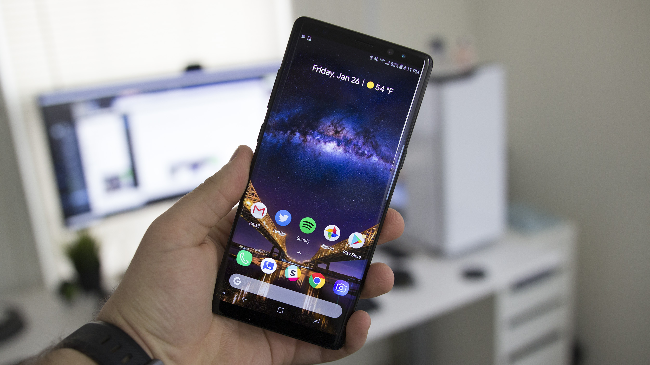 Android Pie beta now rolling out to Samsung Galaxy Note 8