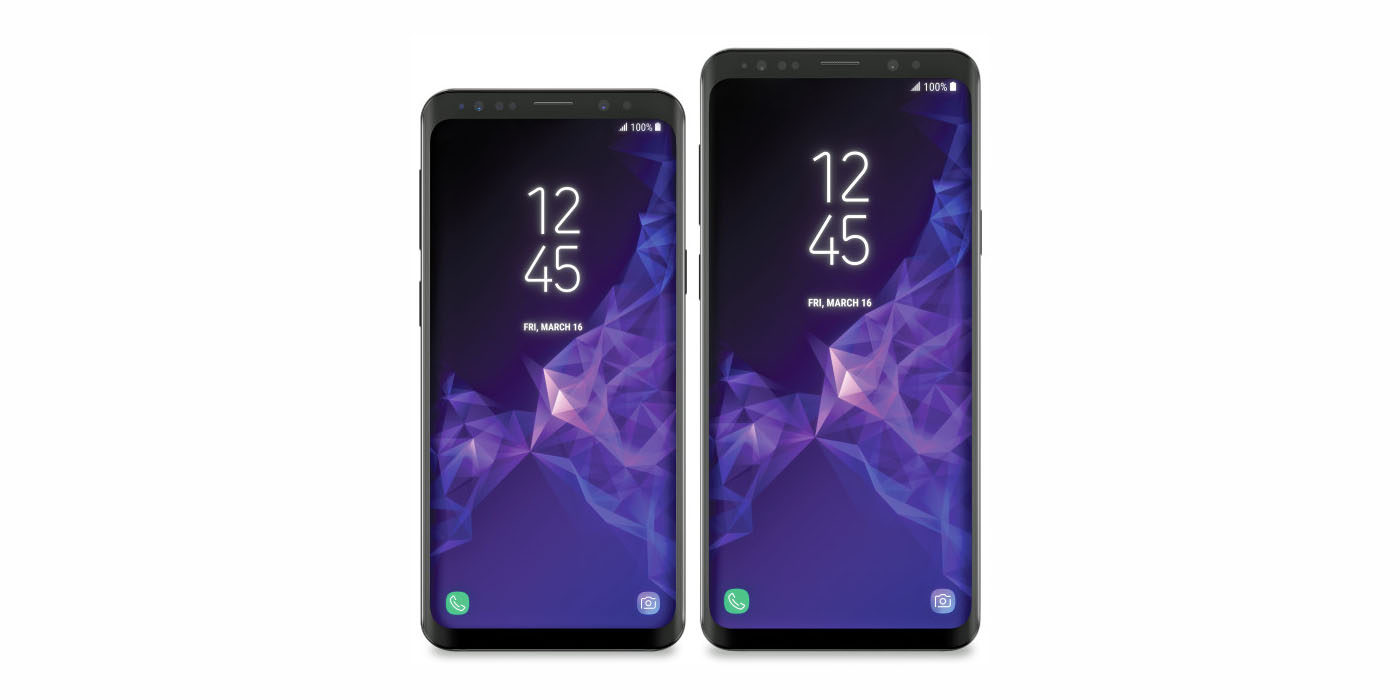 Download The Samsung Galaxy S9 S Leaked Wallpaper 9to5google
