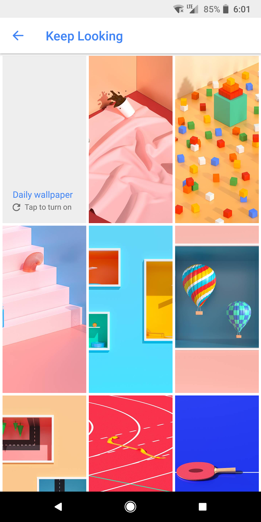 How To Set Up Daily Wallpaper On Google Pixel 2 And 2 Xl 9to5google