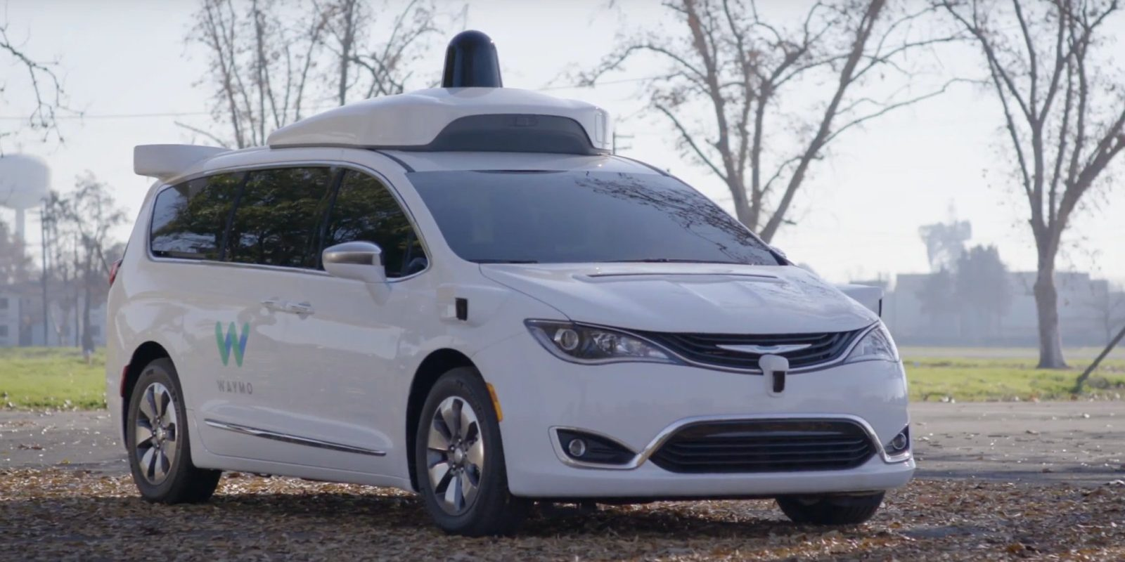 Waymo Orders Thousands Of More Self Driving Chrysler Pacifica Hybrid Minivans