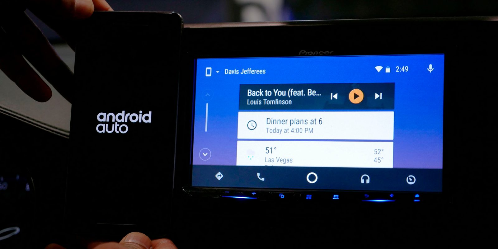 Google adds Wi-Fi projection to Android Auto app for 'Android Auto