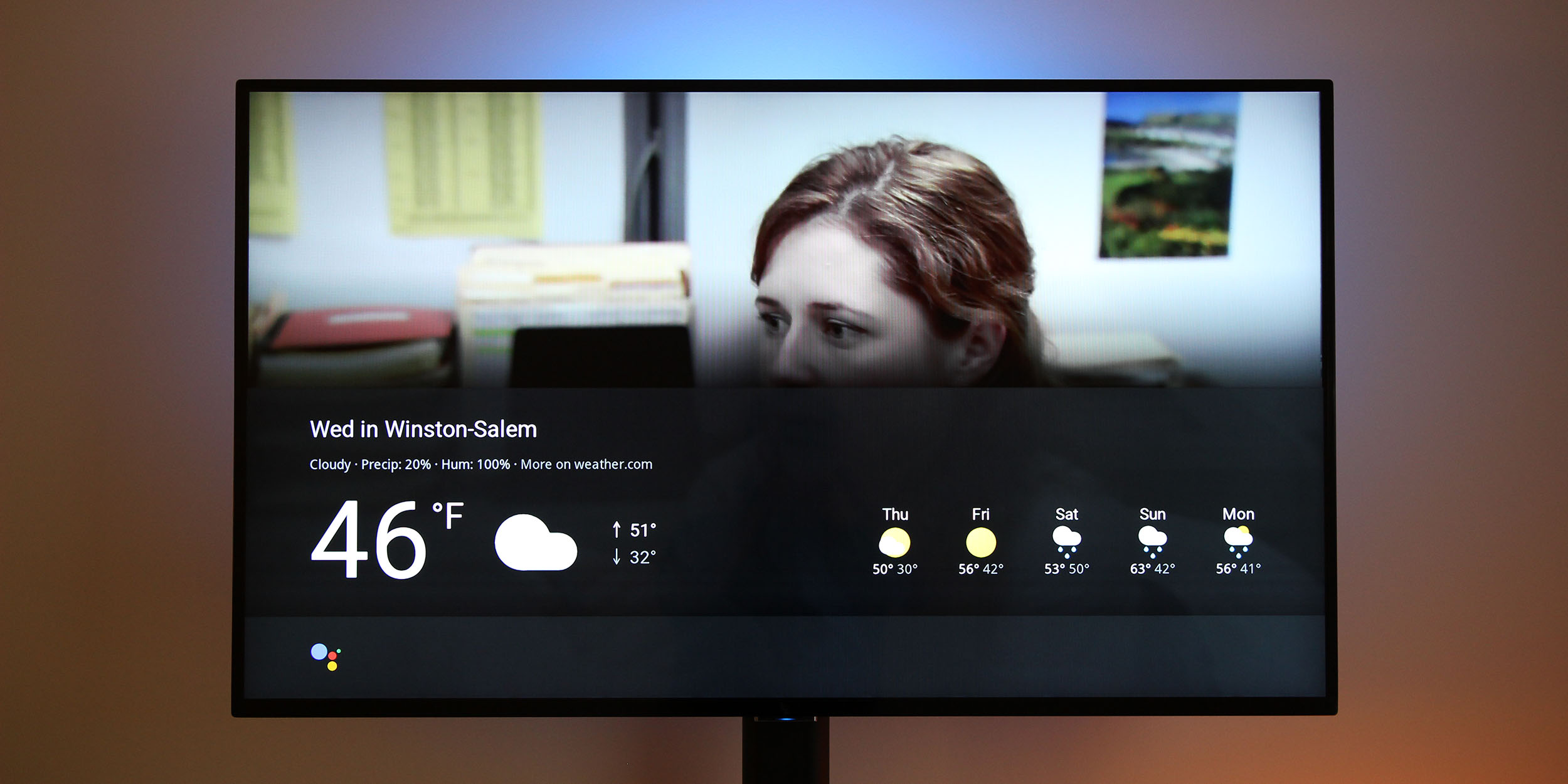 Chromecast Ambient Mode gets revamped Google Home settings, low