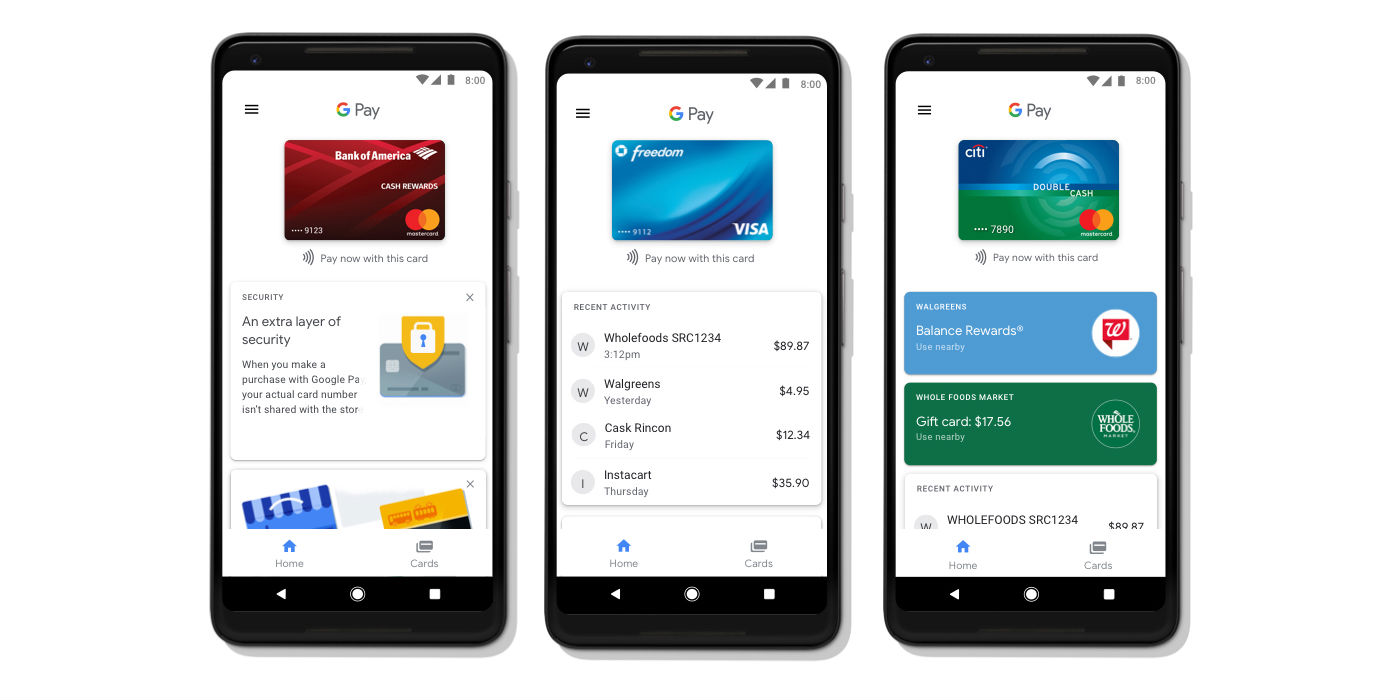 how to use google pay on samsung