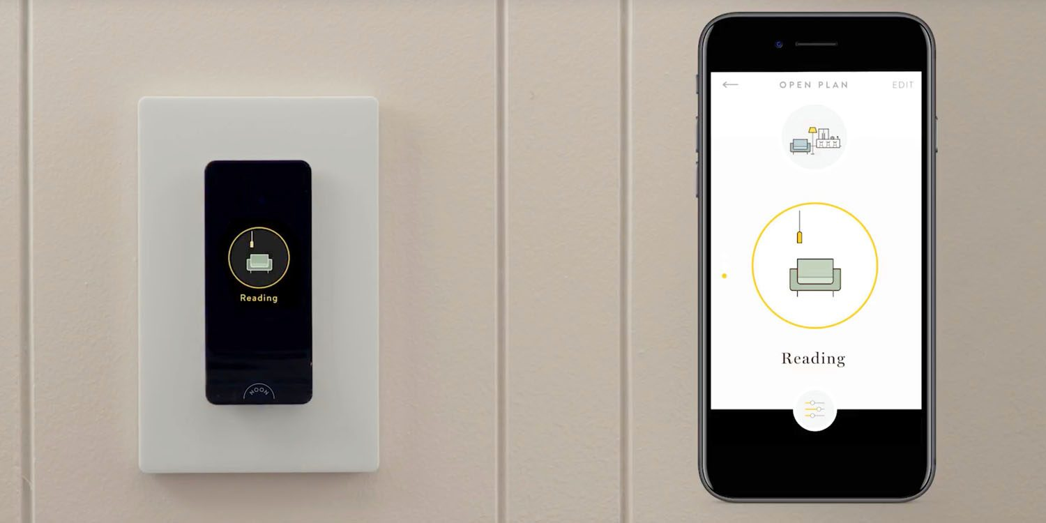 Noon Home makes smart light switches rather than bulbs, now ...