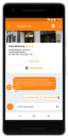 Chat me: Android Messages, RCS, 'Chat,' and Google's