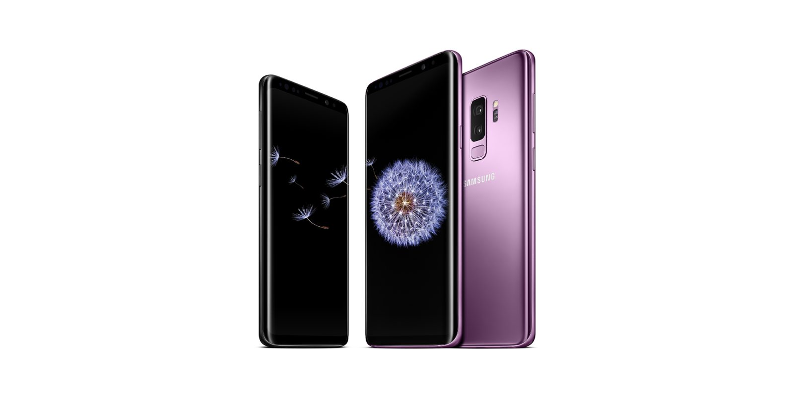 How to set an image on the Samsung Galaxy S9 & S9's always
