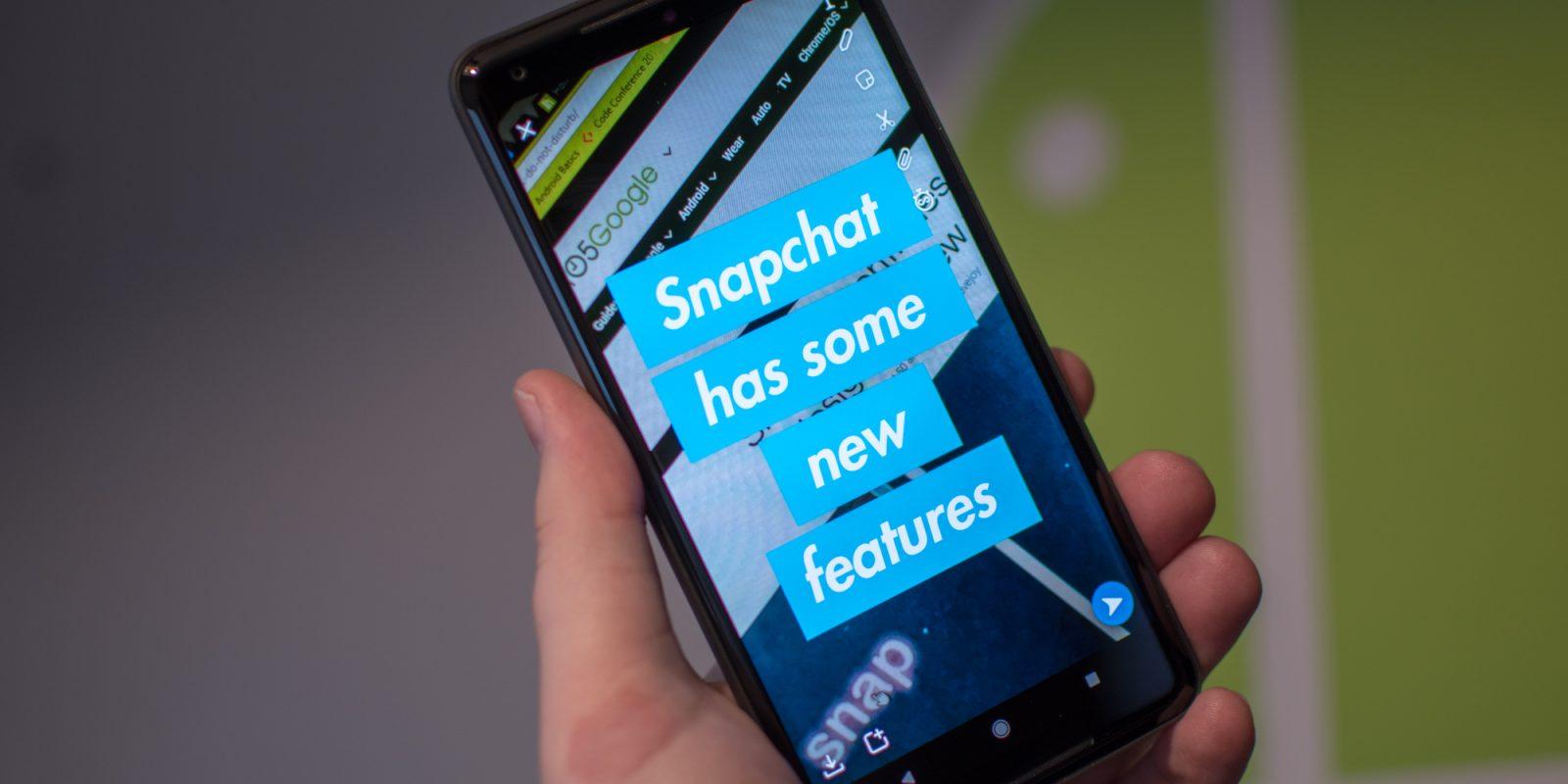 new fonts on snapchat