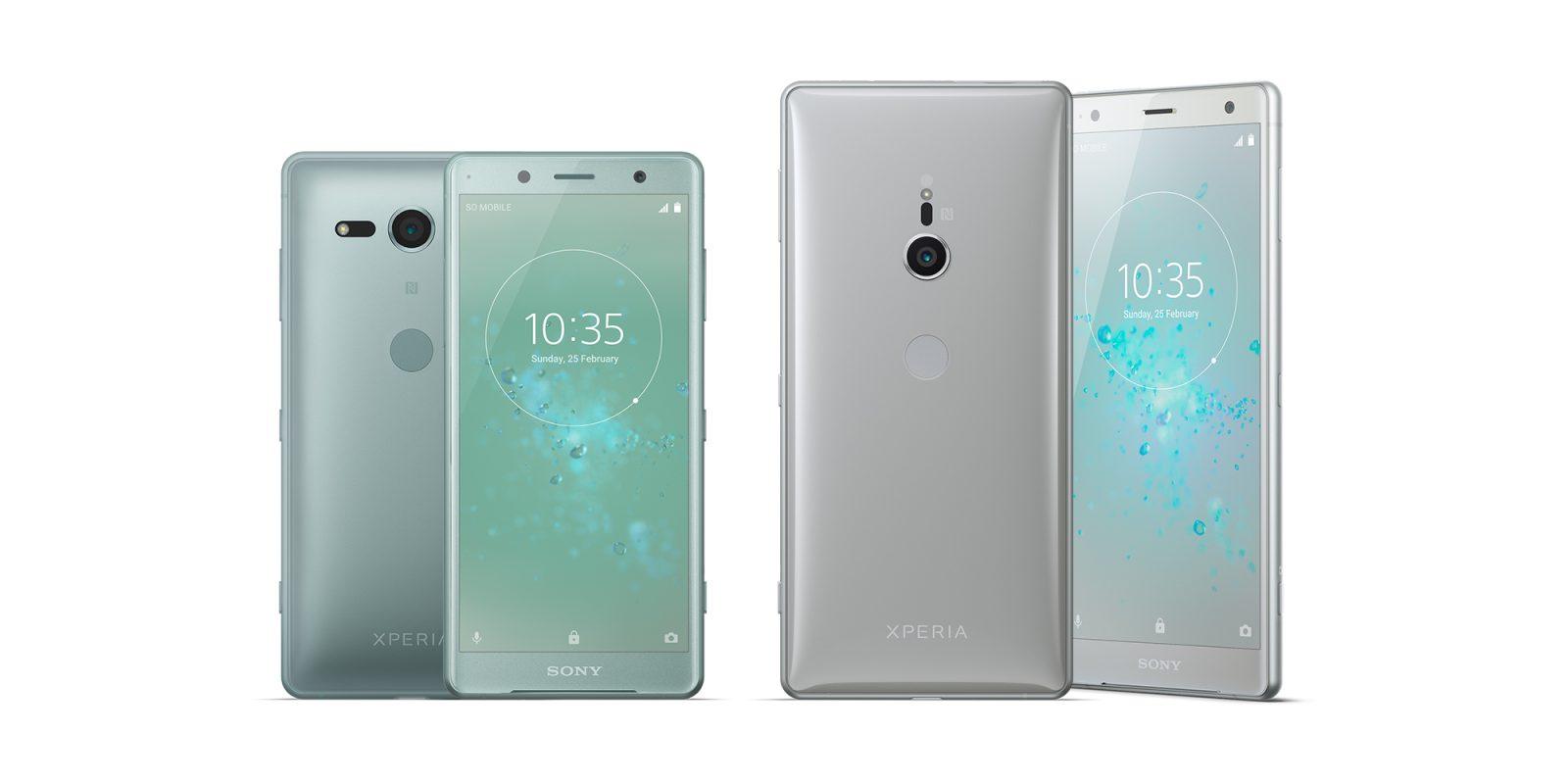 sony xperia xz2 unlocked smartphone
