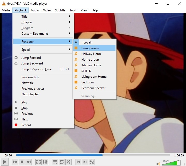 Vlc No Video Windows 10