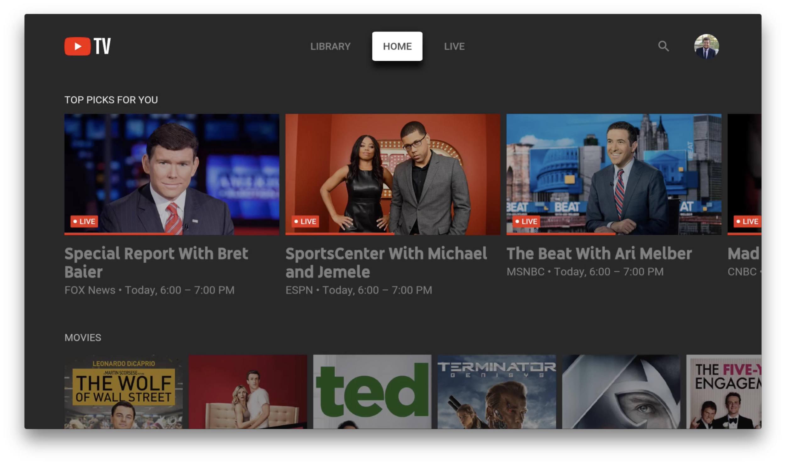 verizon s upcoming 5g broadband service will bundle youtube tv
