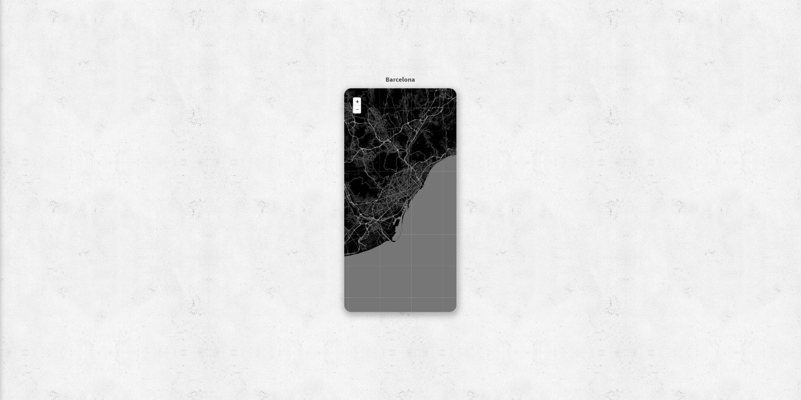 Make Custom Map Wallpapers Of Your Favorite Locations For Phone Using Alvar Carto