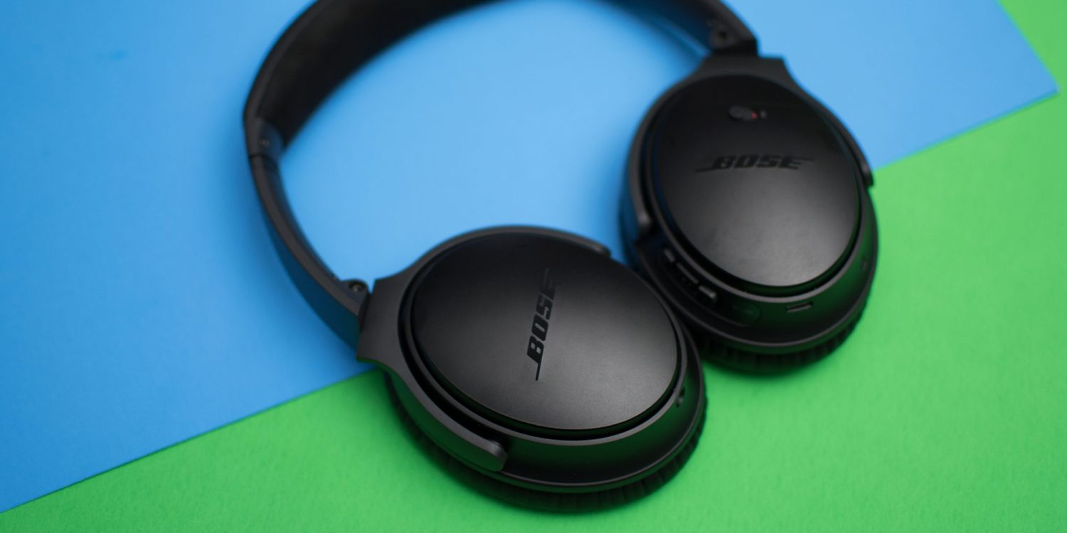 d953981f5a2 Bose QuietComfort 35 Headphones w/ Assistant are on sale, plus Fossil  smartwatches, and PNY storage deals