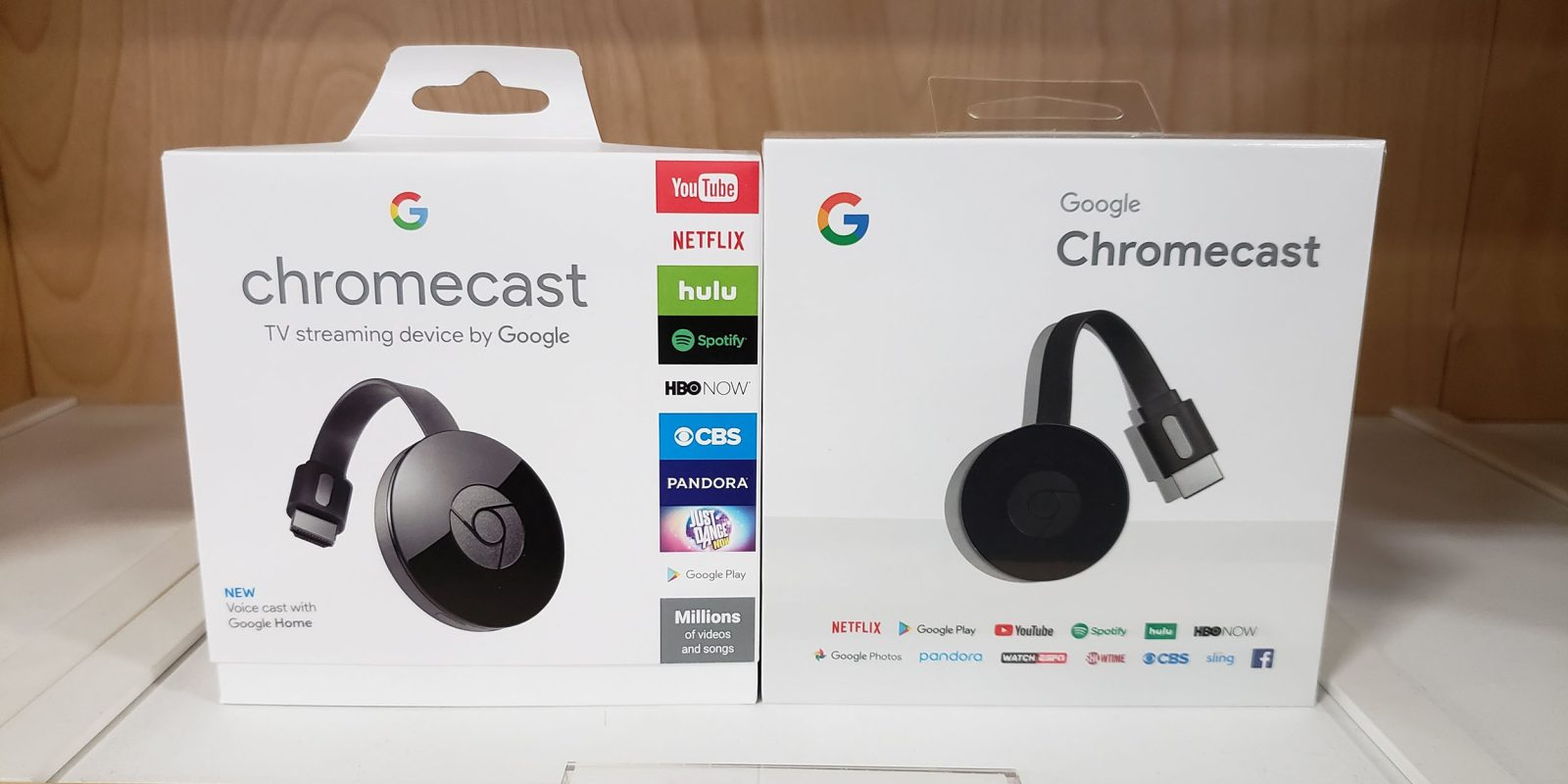 Upcoming Google Chromecast w/ Bluetooth will also feature improved