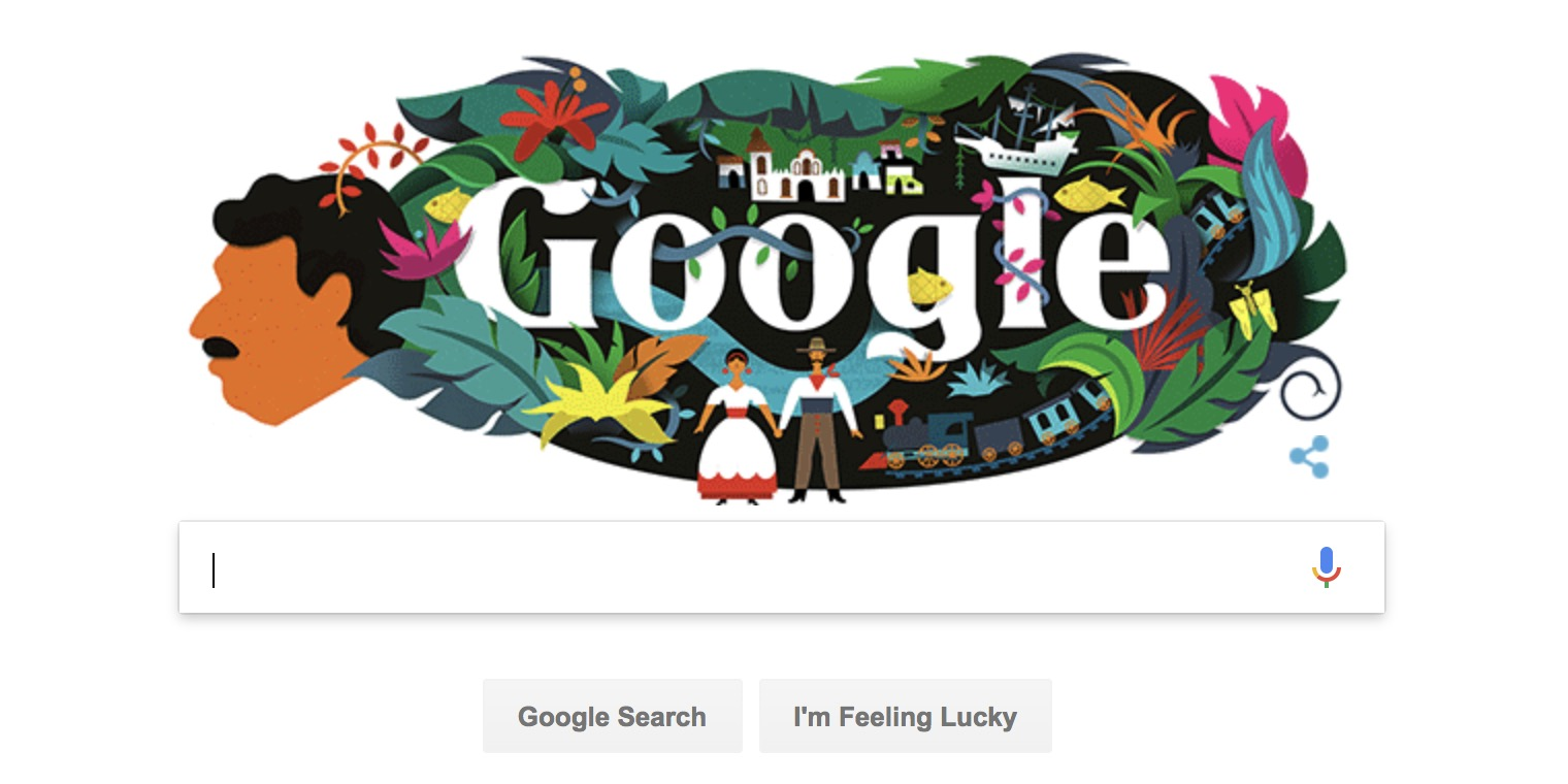 how google s homepage doodles mark an event not just for a day but