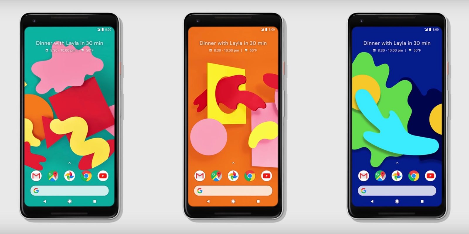 Download The Come And Play Wallpapers Google Created For The Pixel
