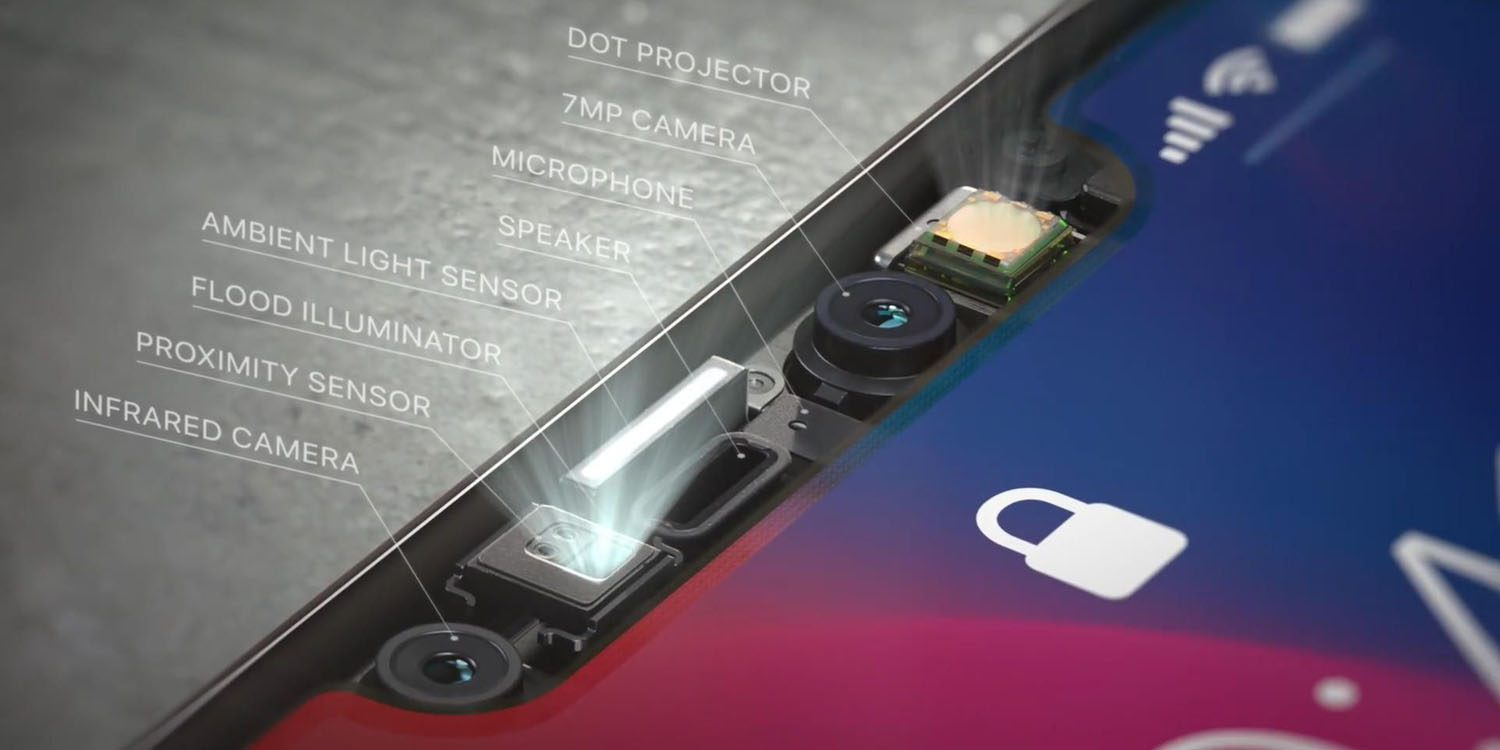Will take Android brands two years to catch up with Apple's Face ID, say parts suppliers