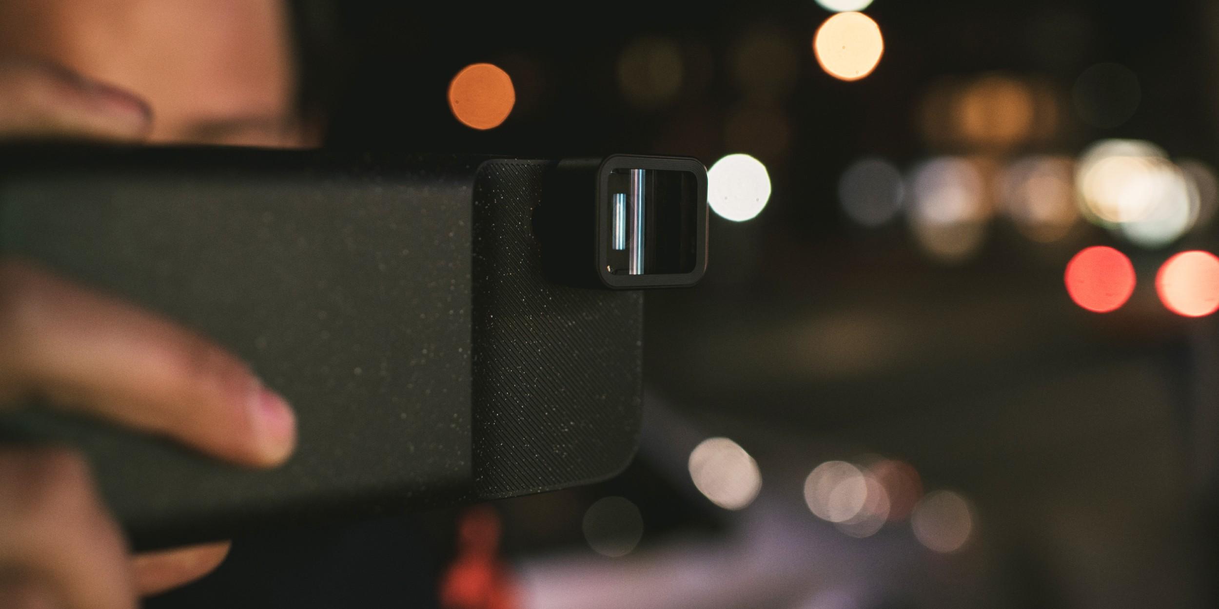 Moment Anamorphic Lens
