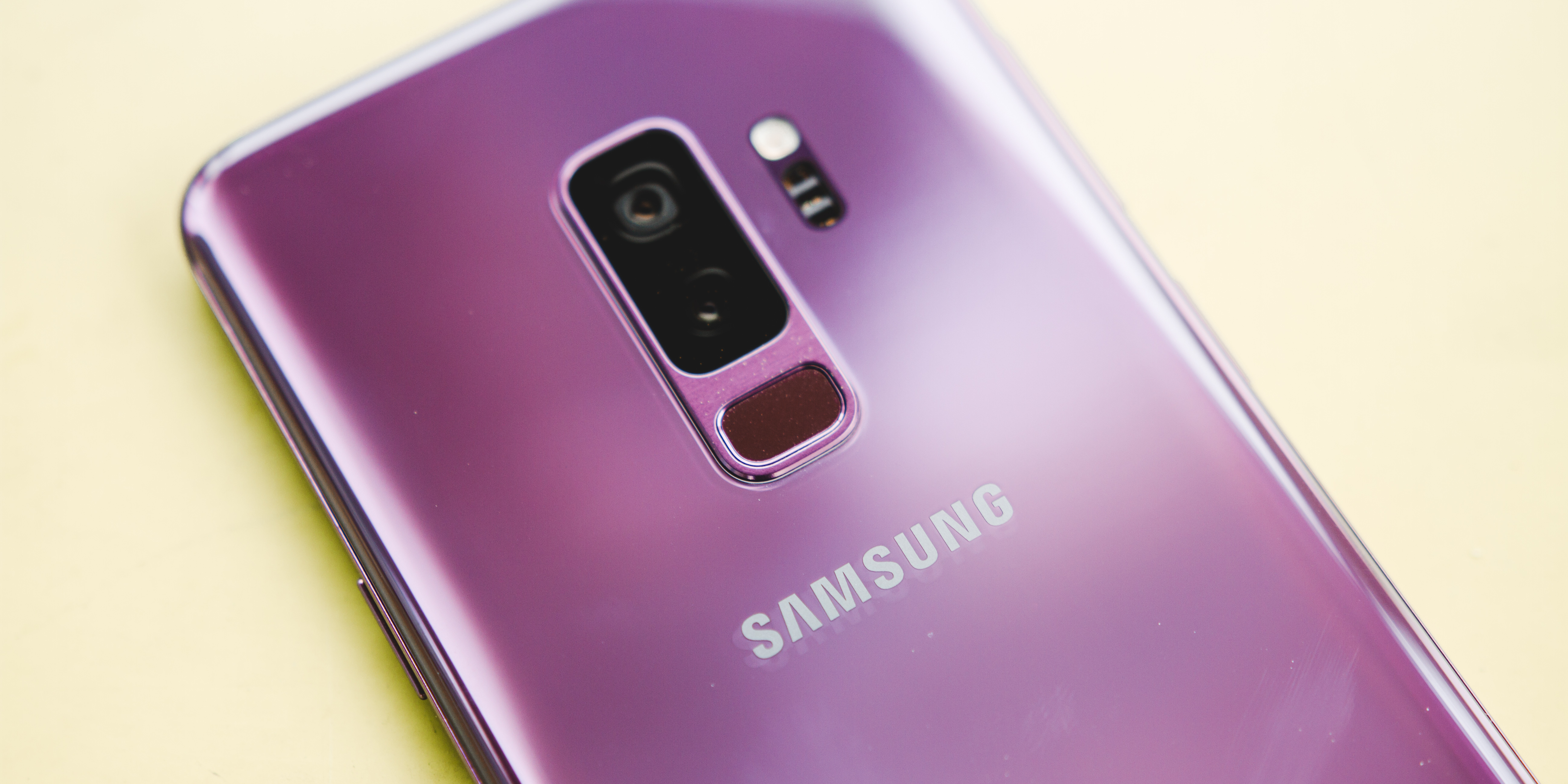 samsung galaxy s9 s9 pick up 480fps super slow motion video mode in july update
