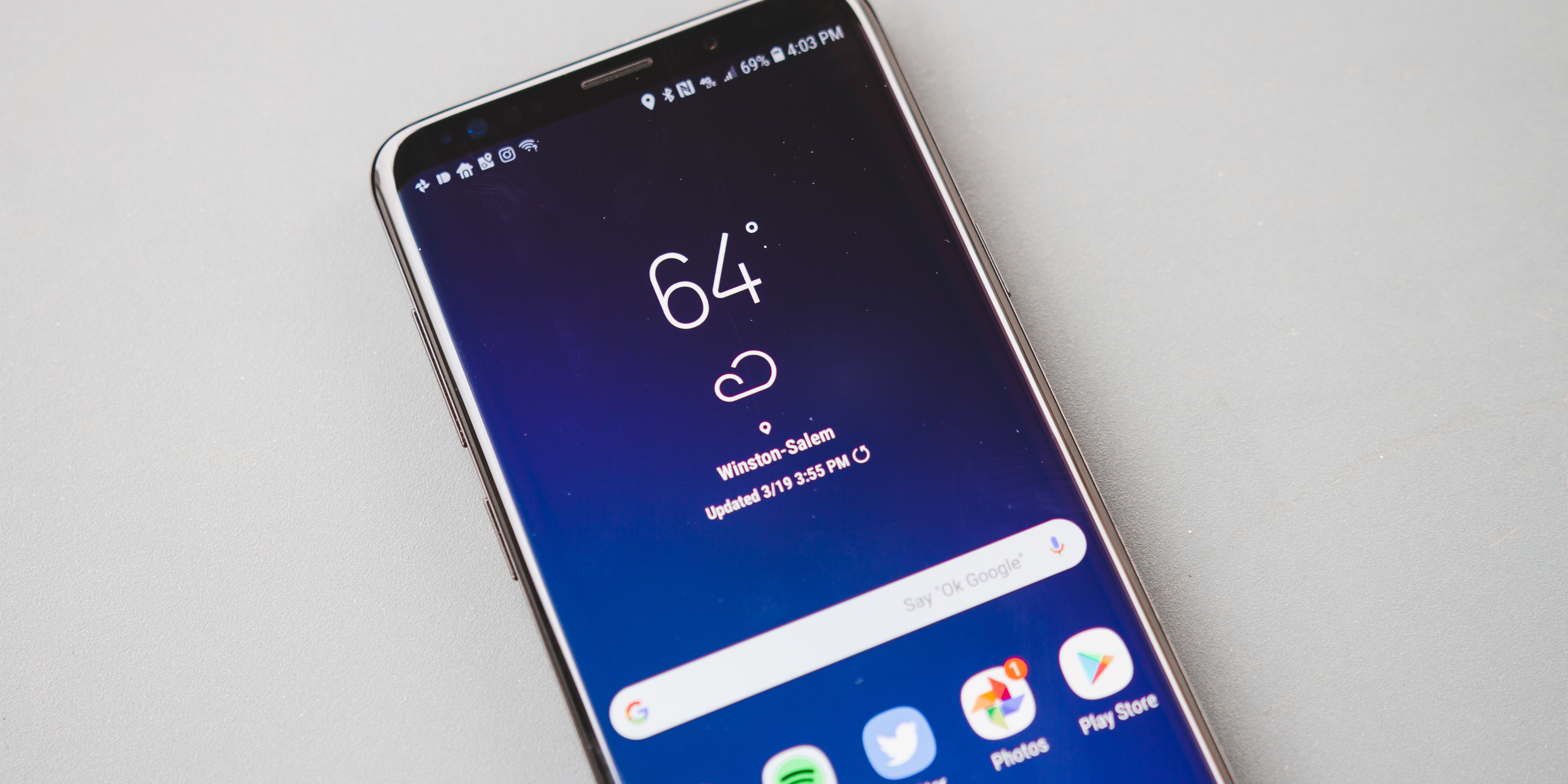 Samsung Galaxy S9+ Review: Refining a top Android phone w