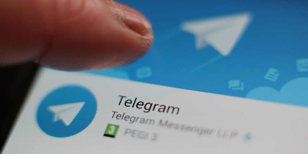 Telegram - BBM alternative