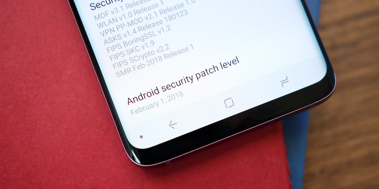 How to check if your phone is missing security patches with