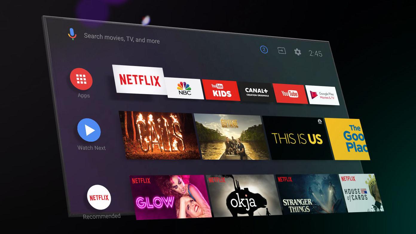 Deshalb strömen Pay-TV-Betreiber auf Android TV von Google