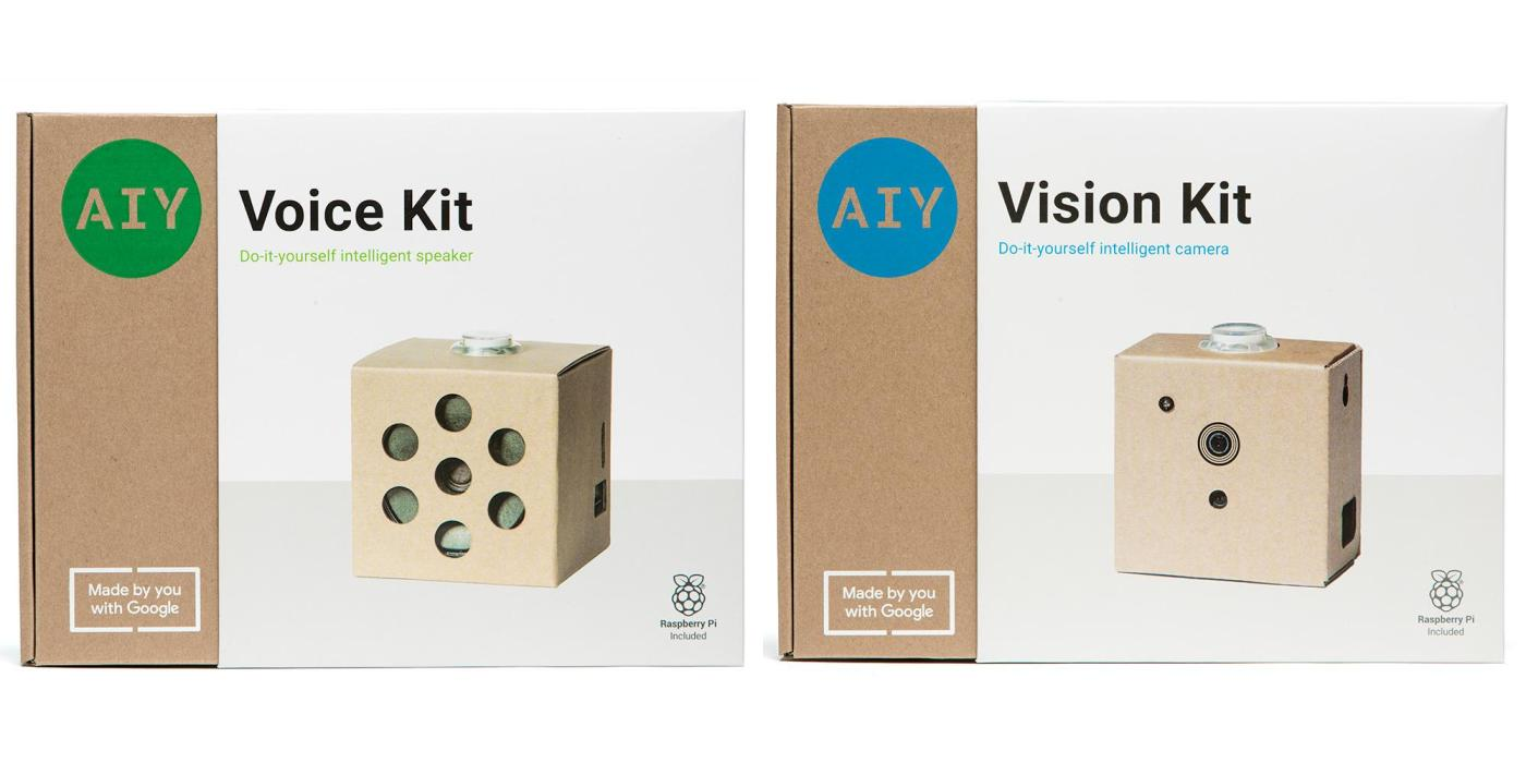Google launches updated diy kits for ai voice vision w edu focus google launches updated diy kits for ai voice vision w edu focus available at target solutioingenieria Image collections