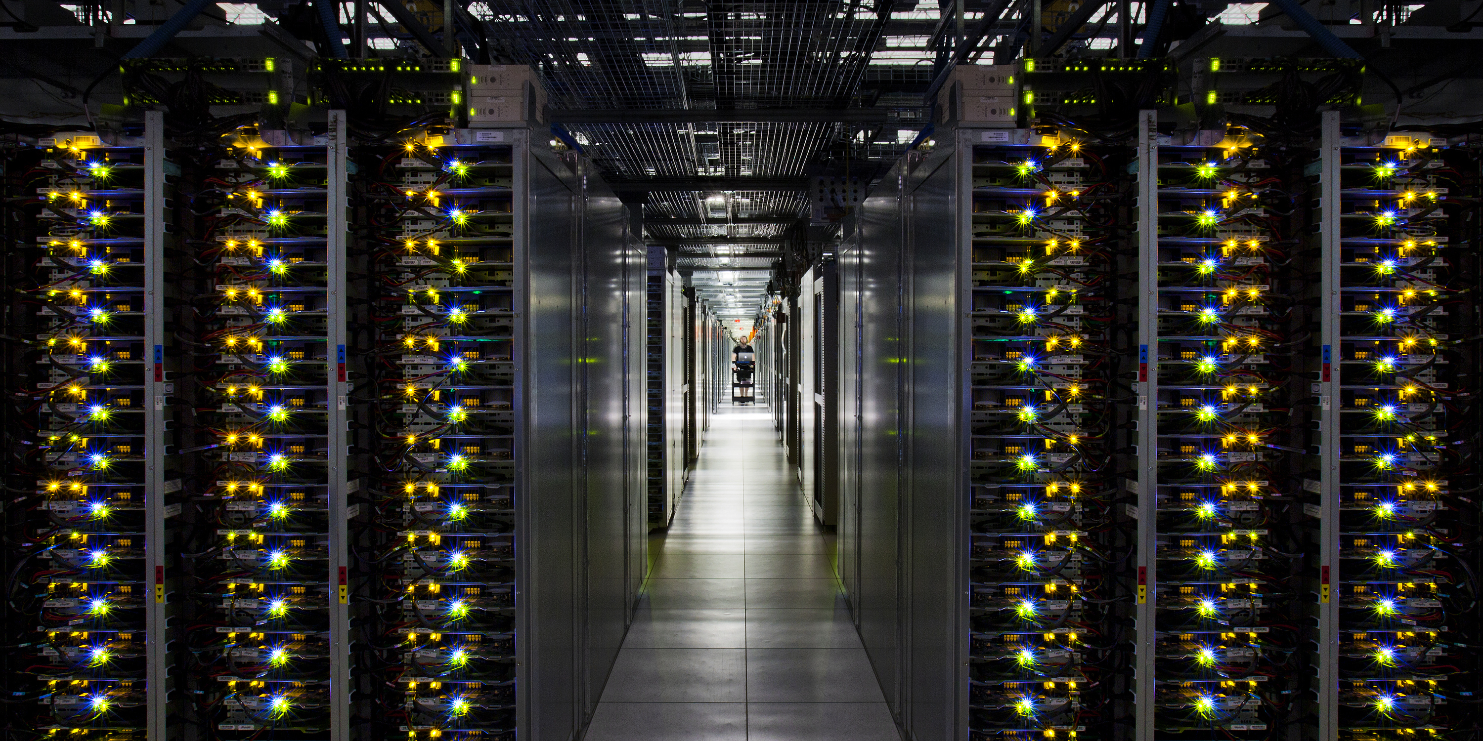 Report: Google criticized for 'extensive' use of NDAs with cities when building data centers