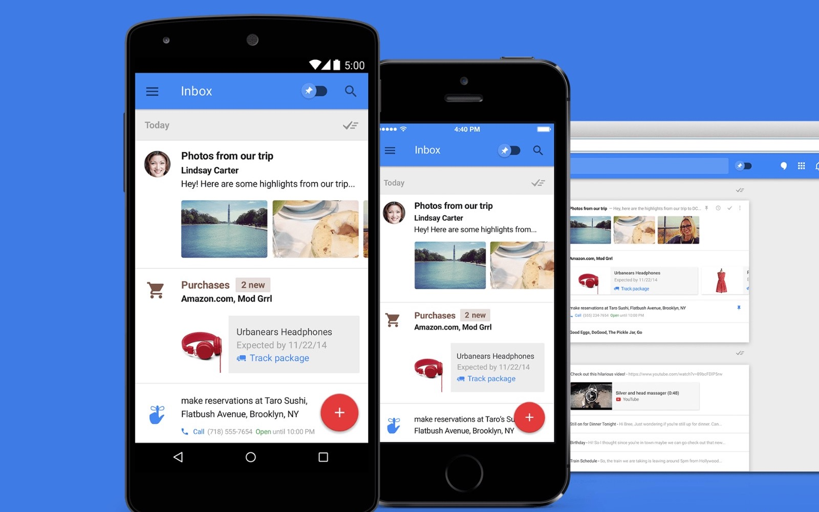 google unsurprisingly killing inbox next year given overlap with gmail
