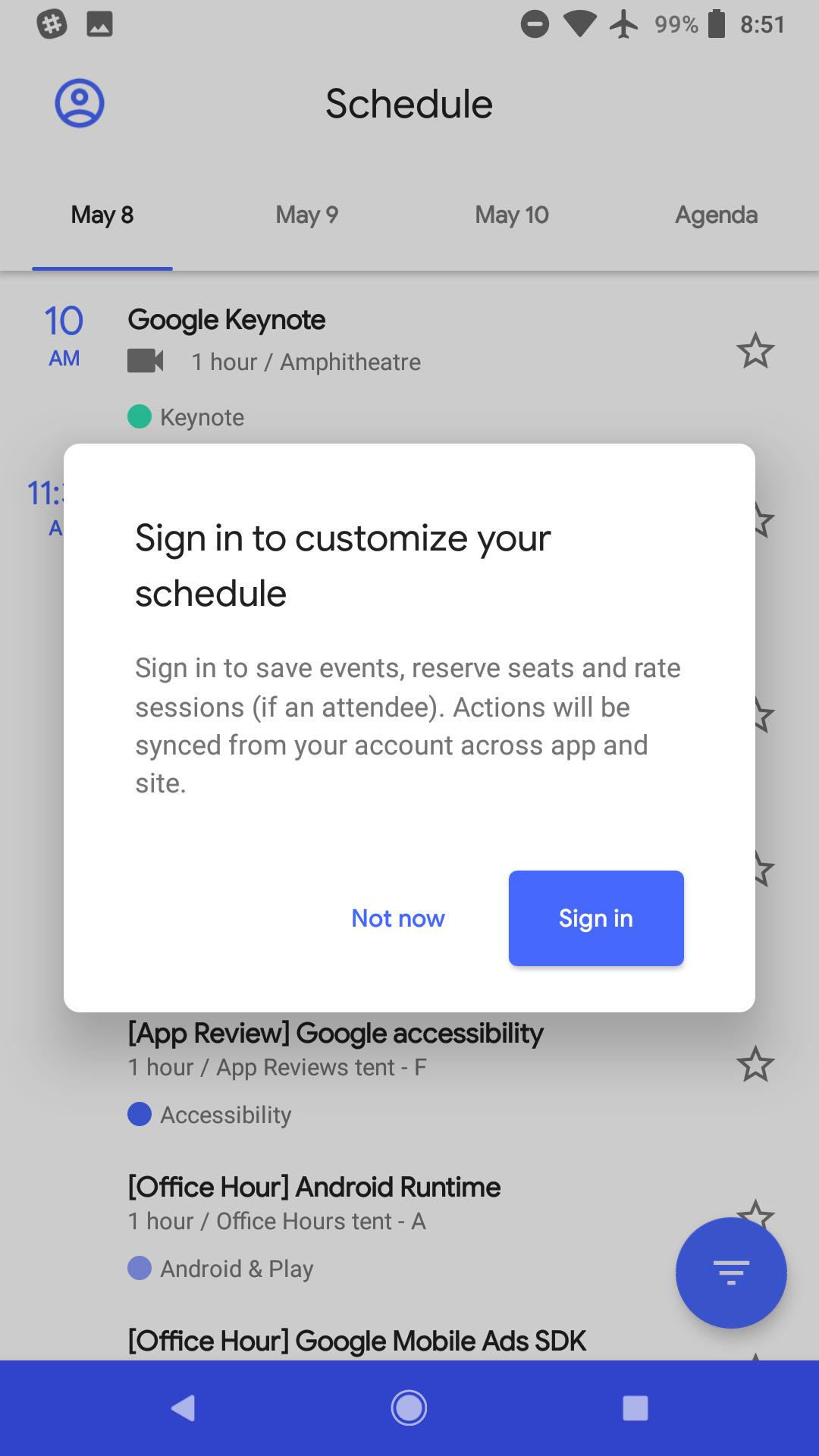 Google releases source code for I/O 2018 app w/ Kotlin