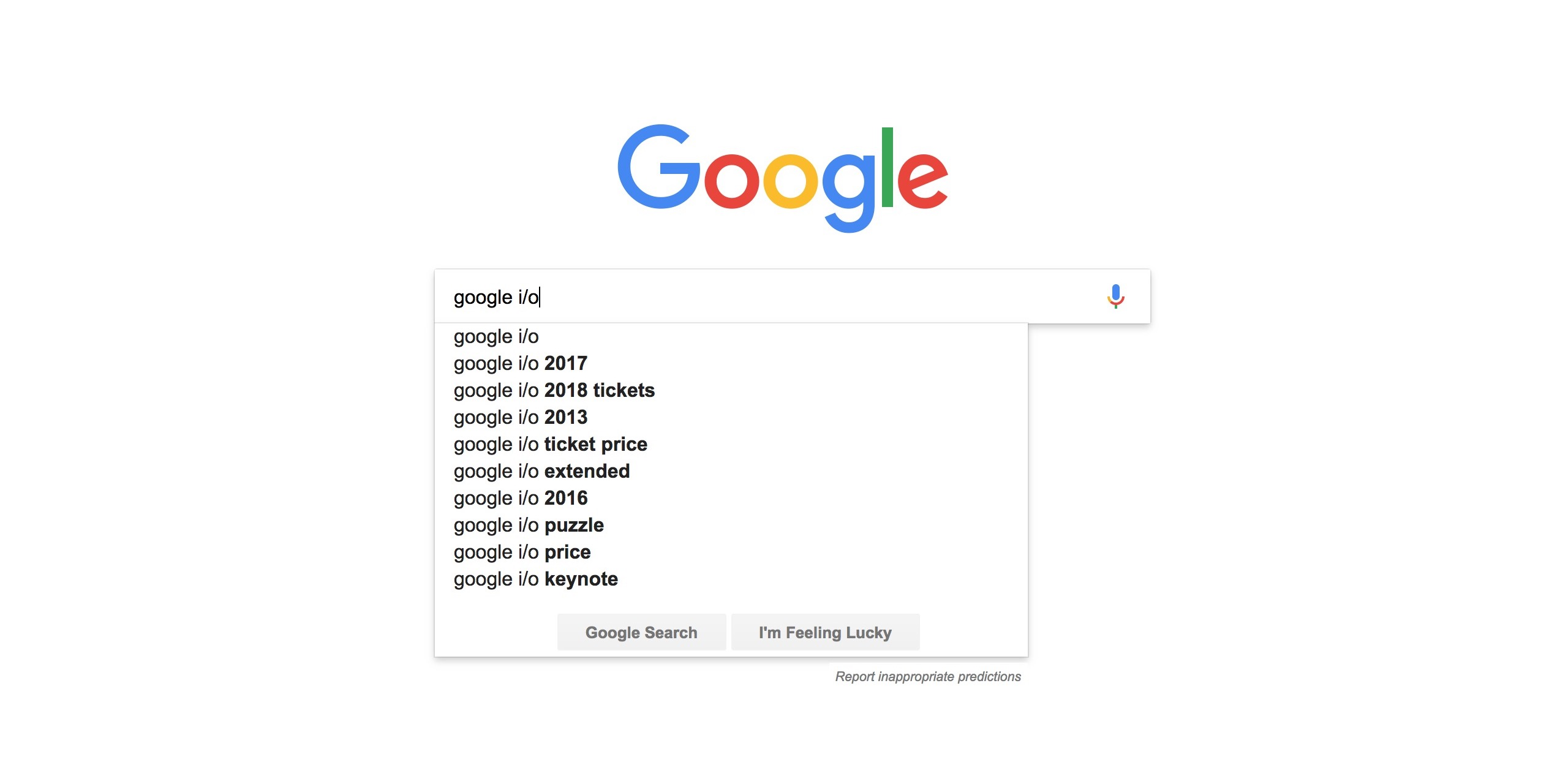 how to delete google search autocomplete chrome