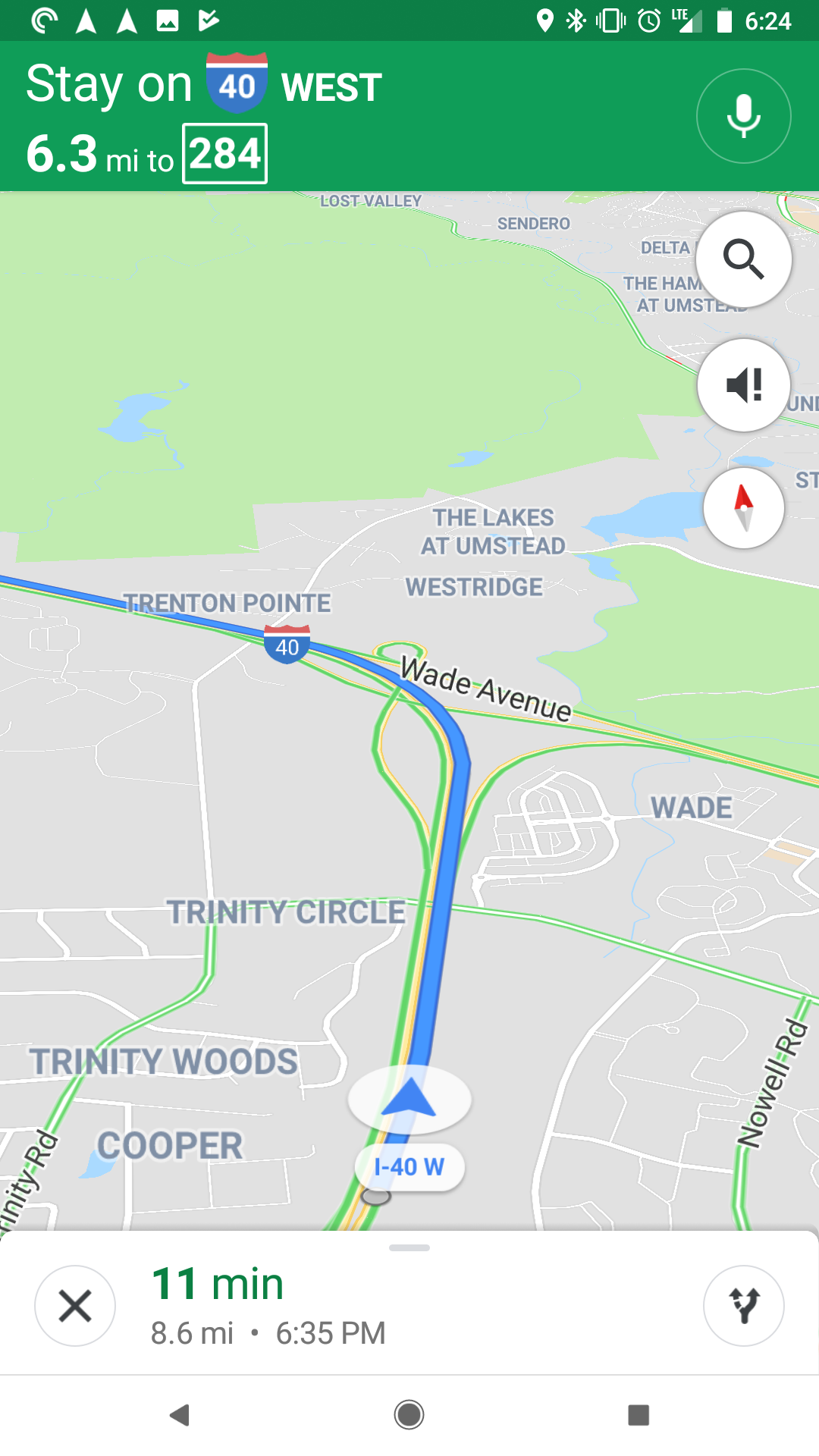 Google Maps testing Android P-inspired rounded corners on ...