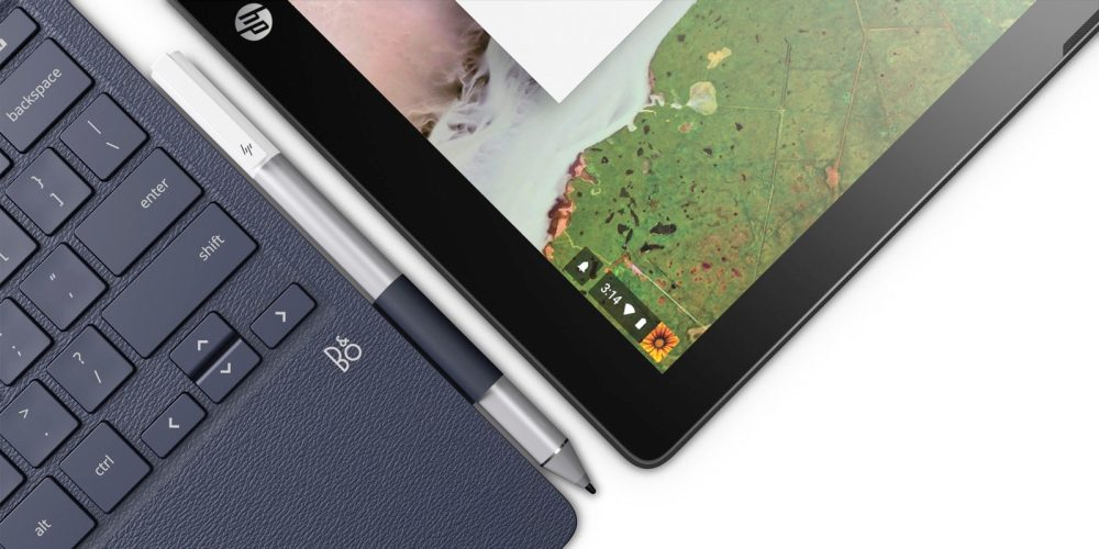HP Chromebook X2 detachable