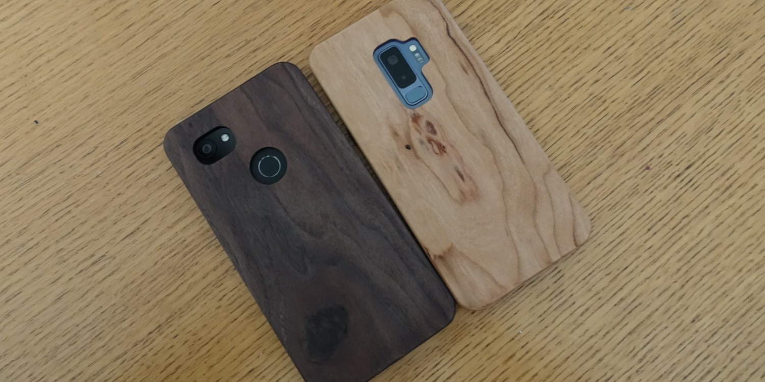 watch e5361 c08a3 Review: Kerf's real-wood cases for Pixel and Galaxy phones get even ...
