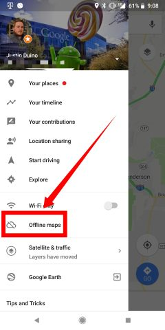 How to use Google Maps offline on Android - 9to5Google