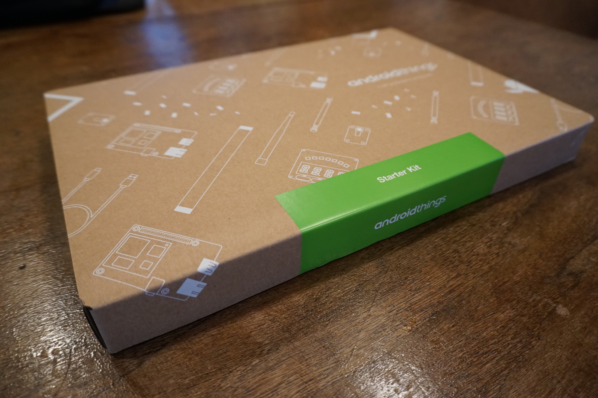 Hands on: Building with the Labo-like NXP i MX7D dev kit for