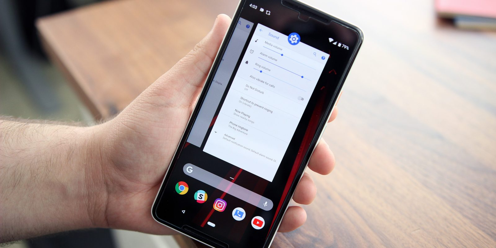 Google confirms return of 'Clear all' button to Recents menu