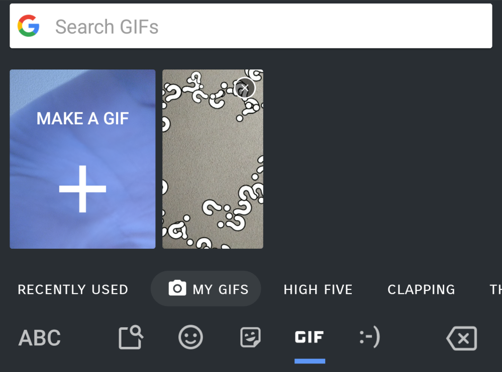 Gboard 8.2 preps 'Federated learning' and 'Personalization,' 'Make a GIF' deprecation [APK Insight]
