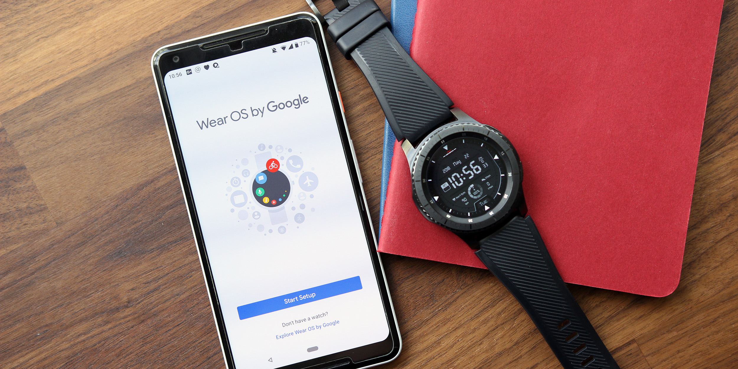 Rumors of Samsung switching to Wear OS for the Gear S4 might hold some weight