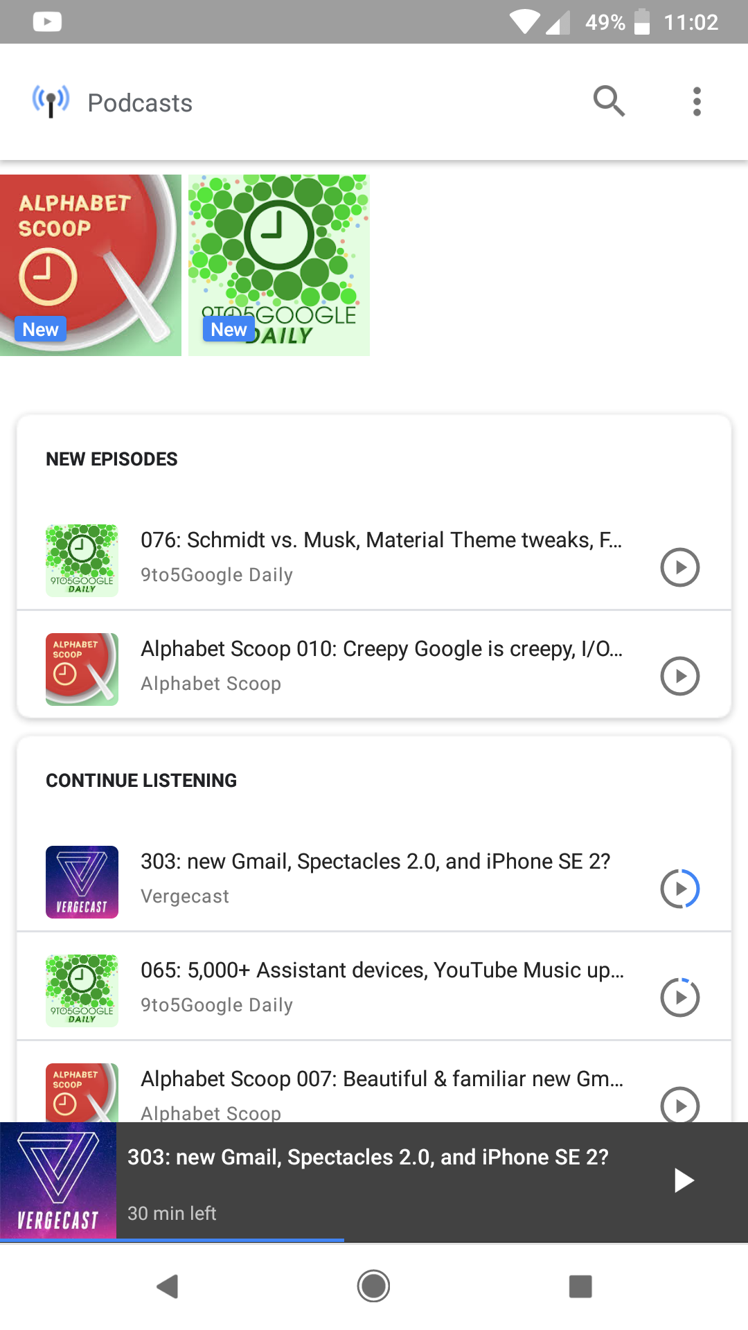 Google app 8 5 details 'Continued Conversation' for Home