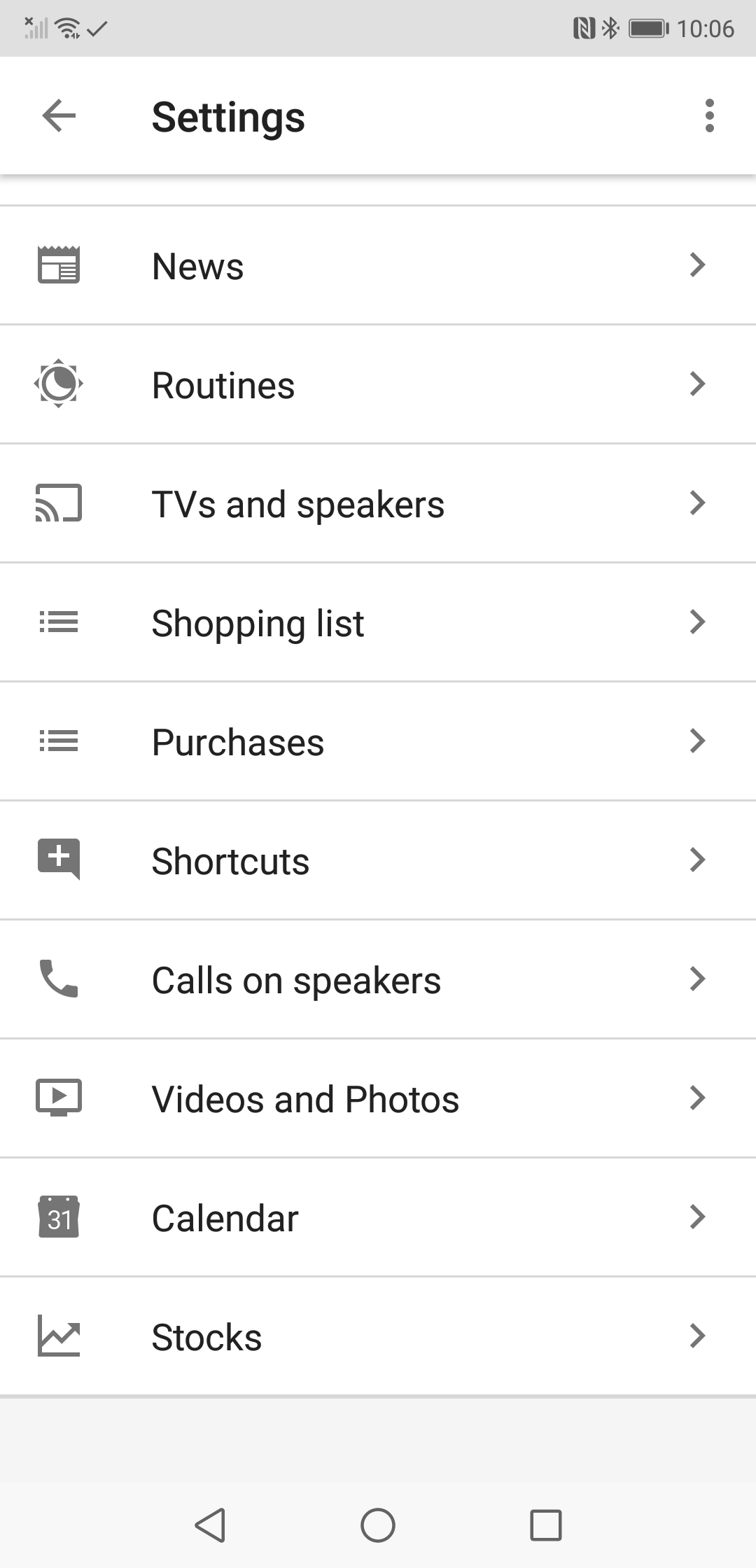 google assistant rolling out stocks to its list of services