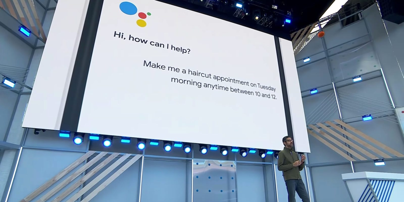 Google Duplex requires helping hand for 15% of all calls, 25% start with human caller