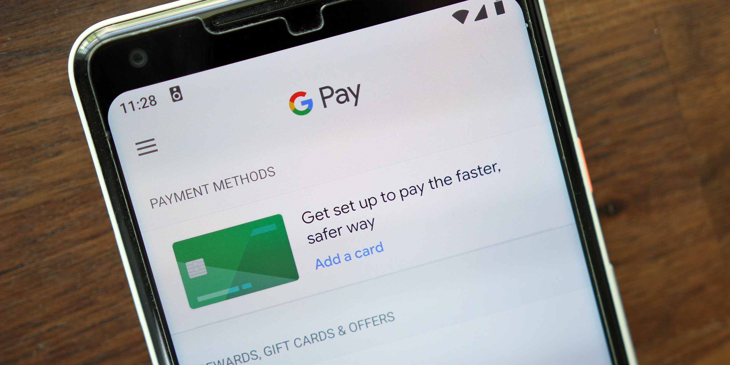 you can now reload your starbucks card on android with google pay