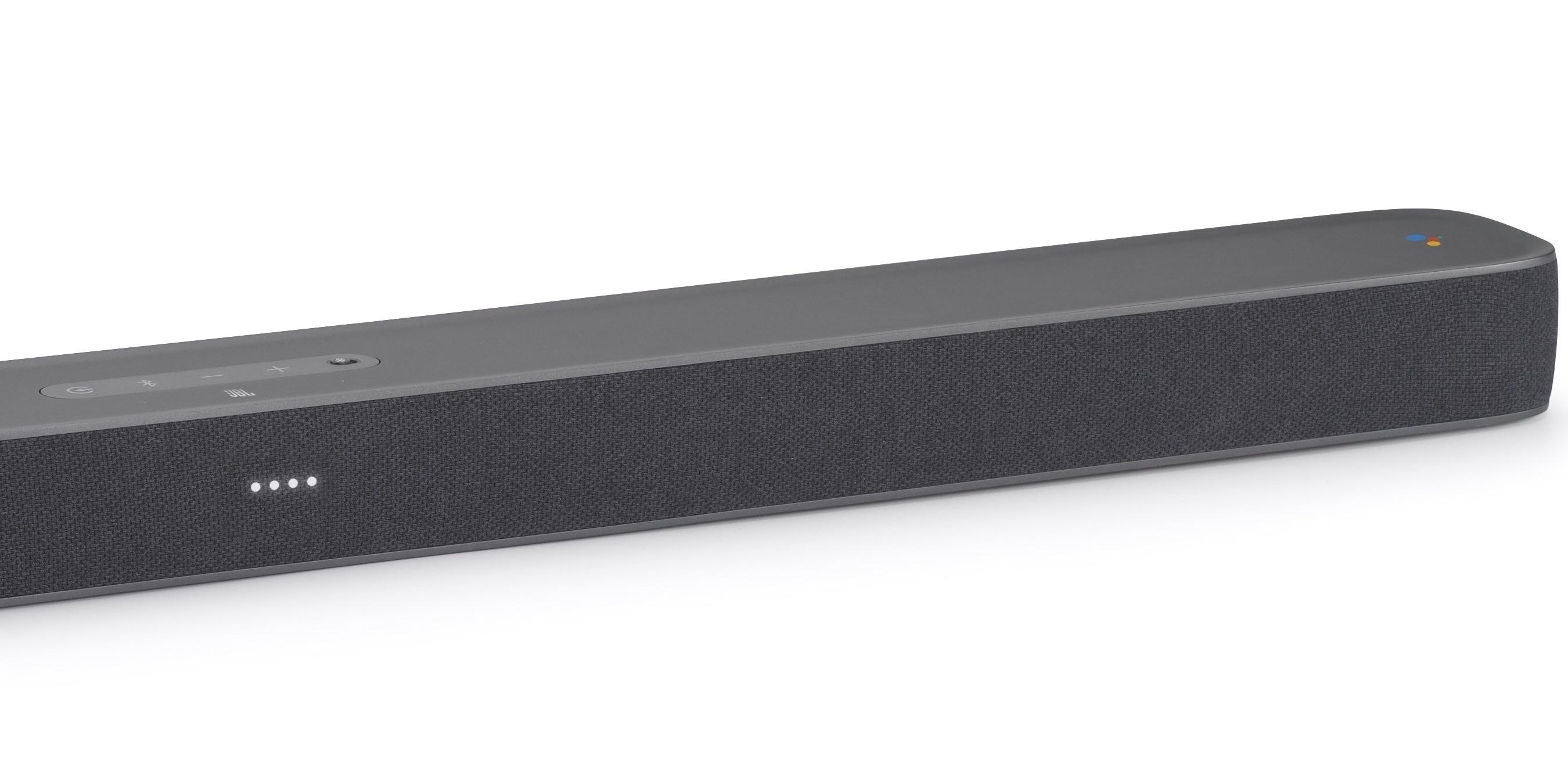 google announces jbl link bar first hybrid android tv soundbar w