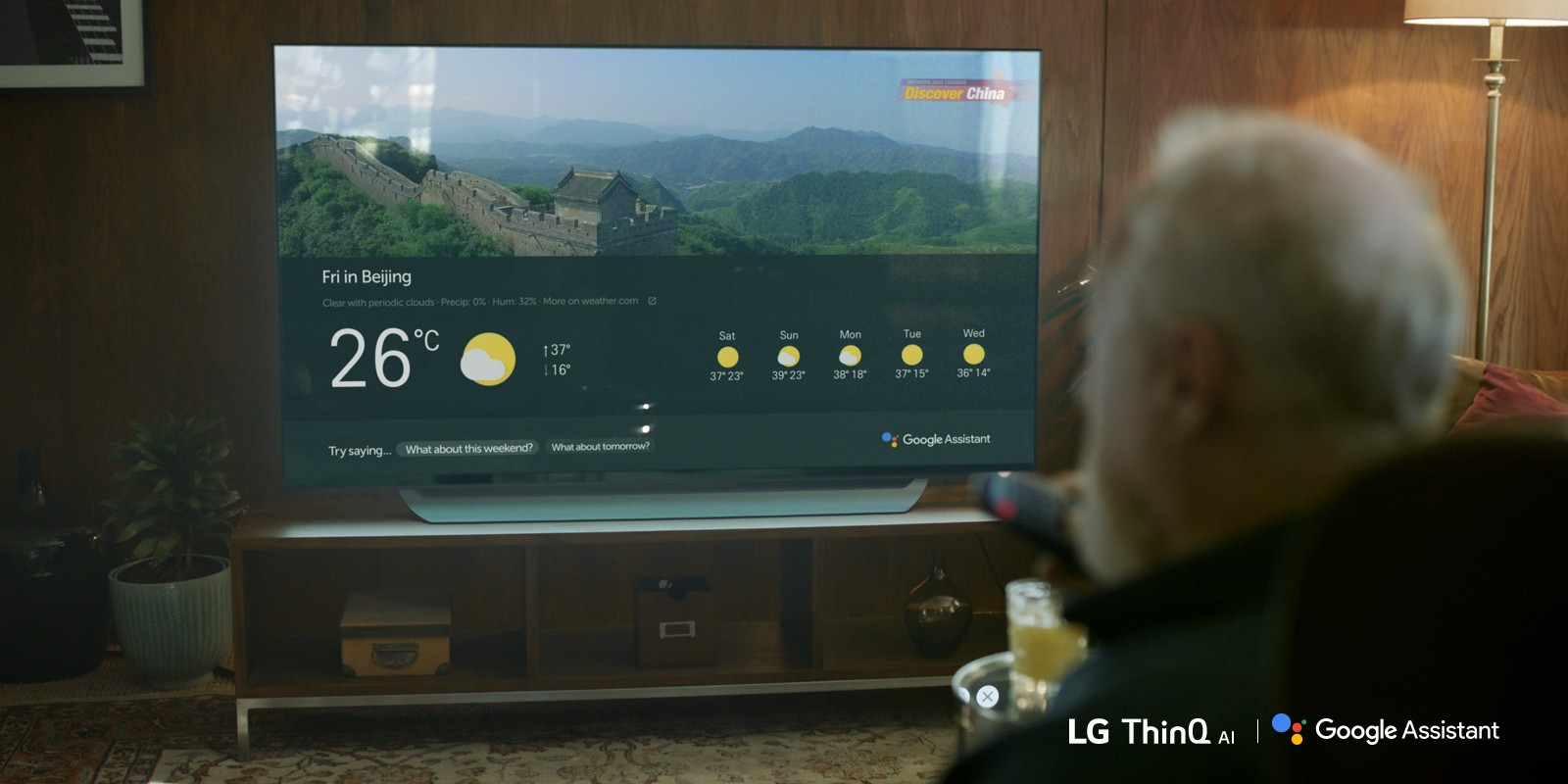 Google Assistant is now enabled on LG's 2018 ThinQ OLED TVs - 9to5Google